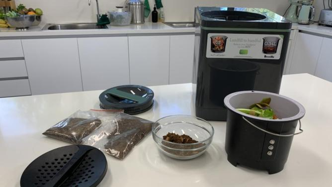 Kitchen scraps composting device costly to run, 'one of the poorest choices' eco-conscious could make: Choice