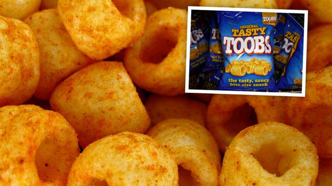 Bring back Tasty Toobs: Iconic snack food to return to supermarket shelves