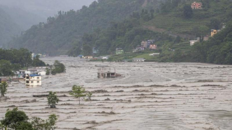 Aid workers among 11 dead in Nepal floods