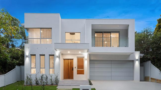 Inside Karl Stefanovic's waterfront mansion, 15 Wilson St ,  Kings Langley, a five-bedroom house