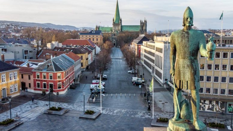 In the last four days, 22 corona cases have been registered in Trondheim
