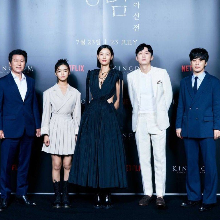 Netflix's record-breaking smash-hit original series, played by the dashing Ju Ji-hoon, any other villain from previous seasons, 'queen of romcom', Facebook, Instagram, YouTube, Twitter