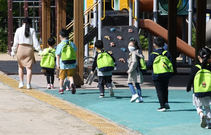 Parents worry public preschoolers losing out on learning in pandemic