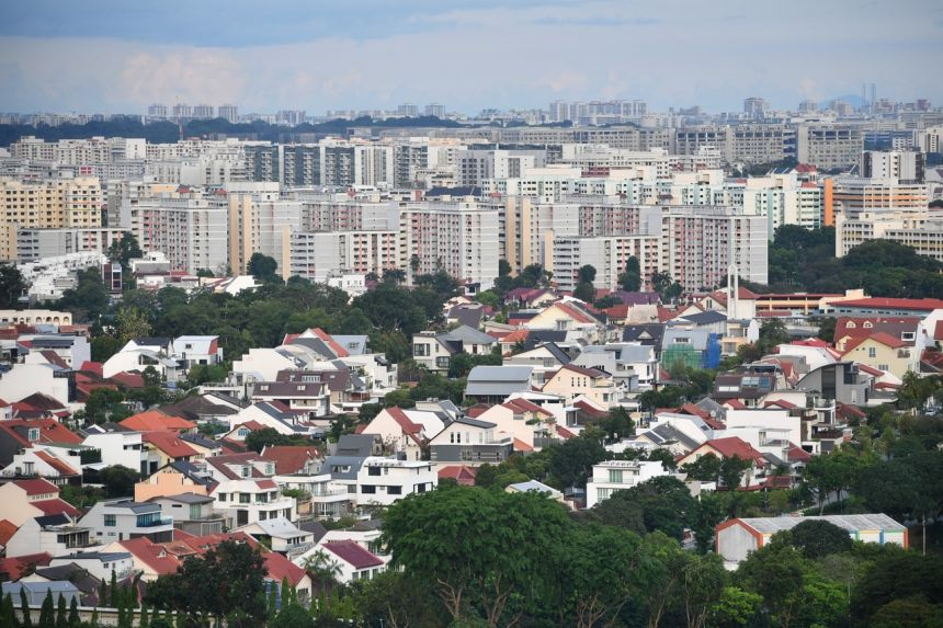 Growth in Singapore private home prices slows to 0.8% in Q2 amid tighter Covid-19 measures