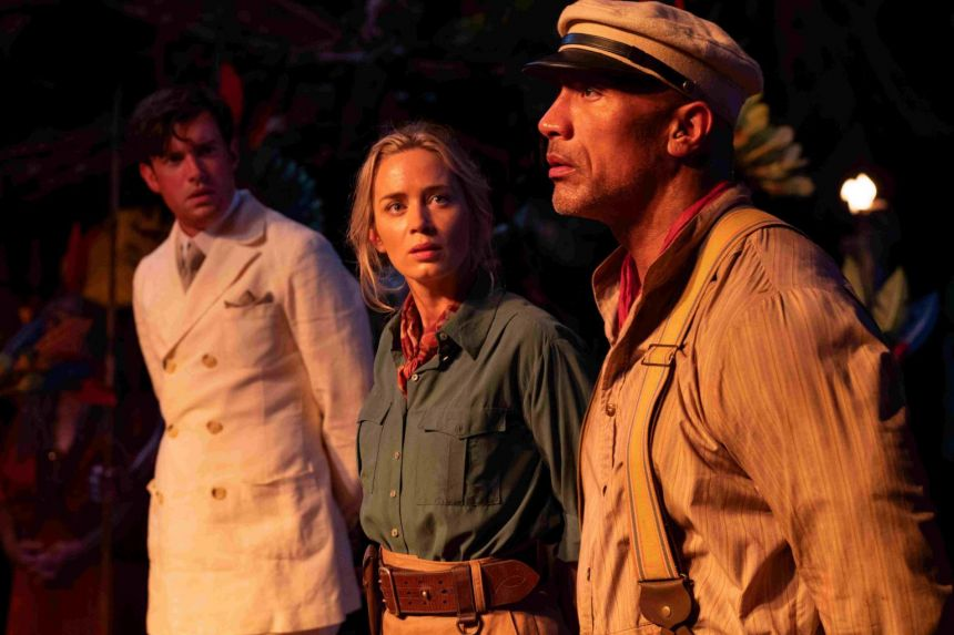 At The Movies: Jungle Cruise saved by touch of monster magic; King Of Staten Island is adulting done right