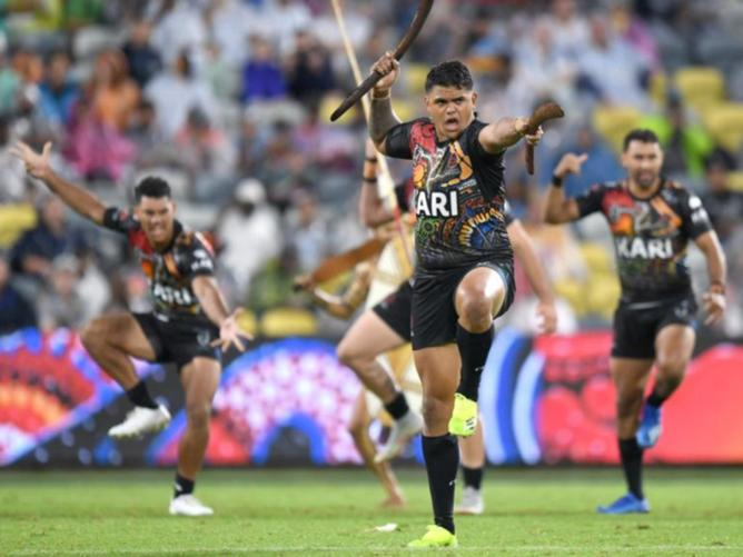 Andrew Fifita and Josh Addo-Carr throw support behind Indigenous team at World Cup
