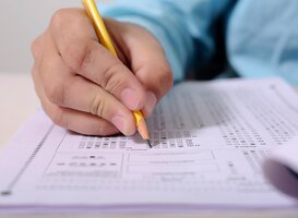 More students passed their final exams this year