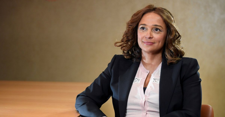 Richest woman in Africa is getting a lot less rich