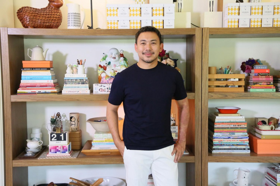 Ramathibodi Foundation selling charitable products for a good cause