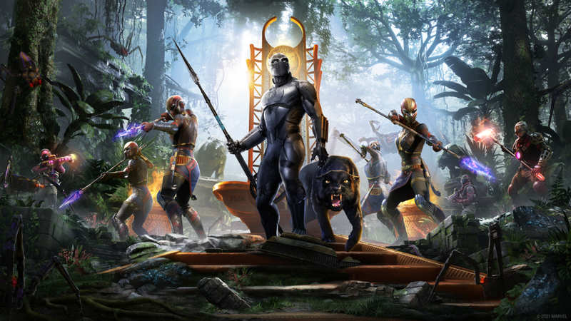 Marvel's Avengers: Black Panther's War for Wakanda expansion to come in August