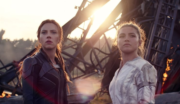 'Black Widow' becomes highest grossing film so far this year