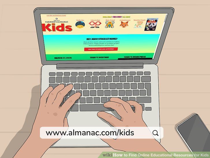 How to Find Online Educational Resources for Kids