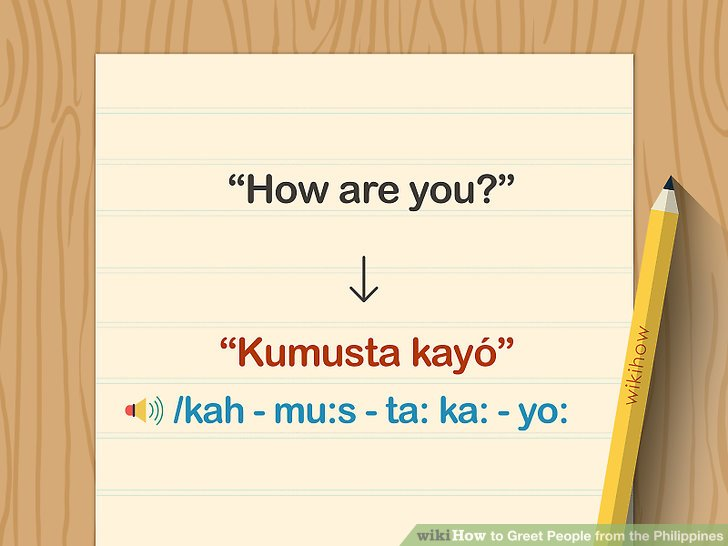 How to Greet People from the Philippines