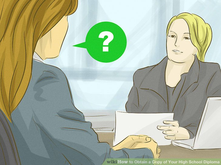 How to Obtain a Copy of Your High School Diploma
