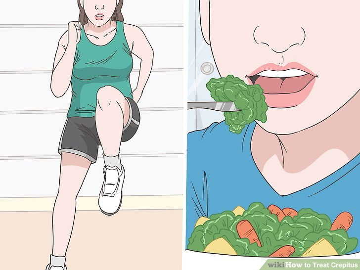 How to Treat Crepitus
