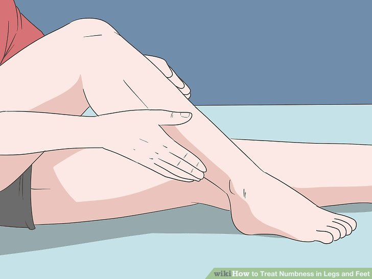 How to Treat Numbness in Legs and Feet