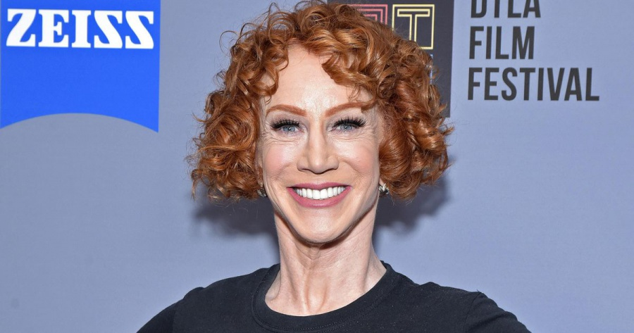 Lung cancer operation Kathy Griffin went well   Stars