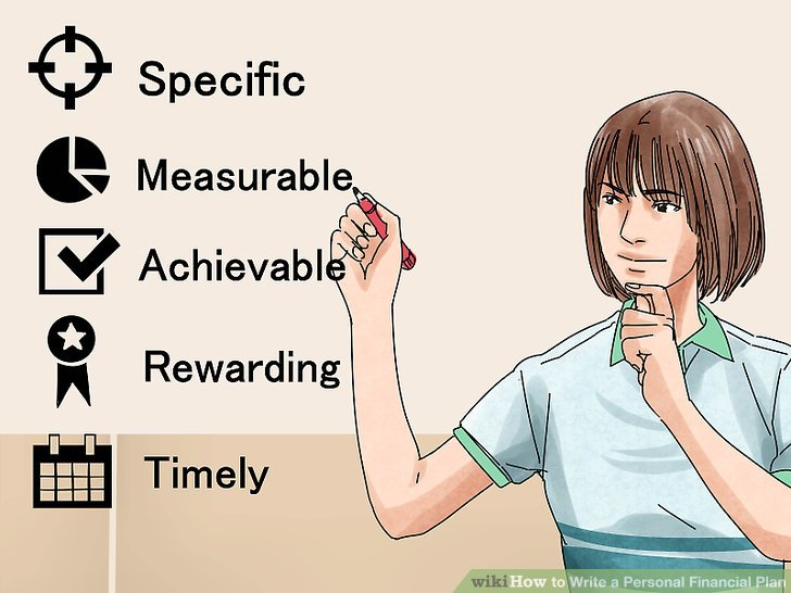 How to Write a Personal Financial Plan