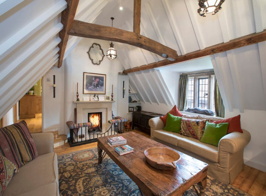 Cotswolds, Airbnb, UK travel, Best for Instagram: The Dovecote, Book now, Best for country charm: Asphodel Cottage, Best for ecclesiastical style: Church Loft, Best for oenophiles: Vine Lodge, Best for unusual architecture: The Tower, Best for imaginative design: Beauport Cottage, Best for architecture: The Hayloft