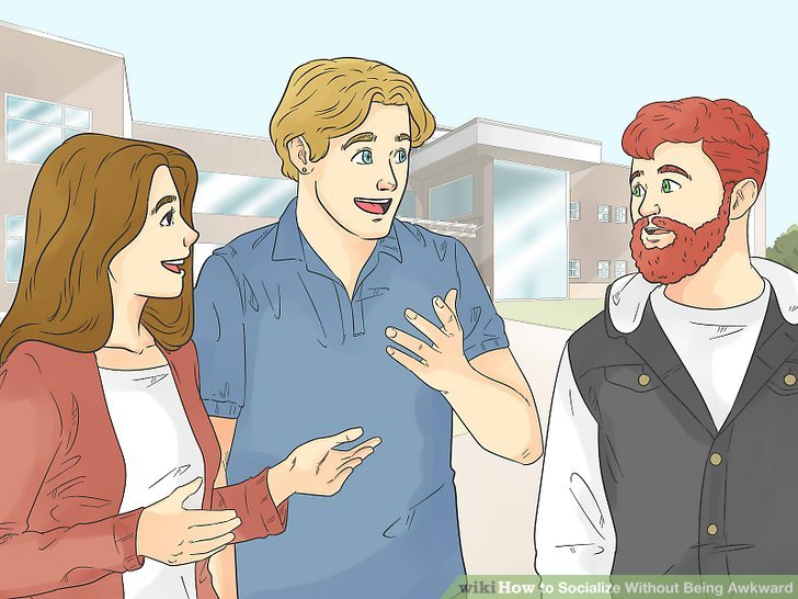 How to Socialize Without Being Awkward and Feel More Comfortable Talking to People