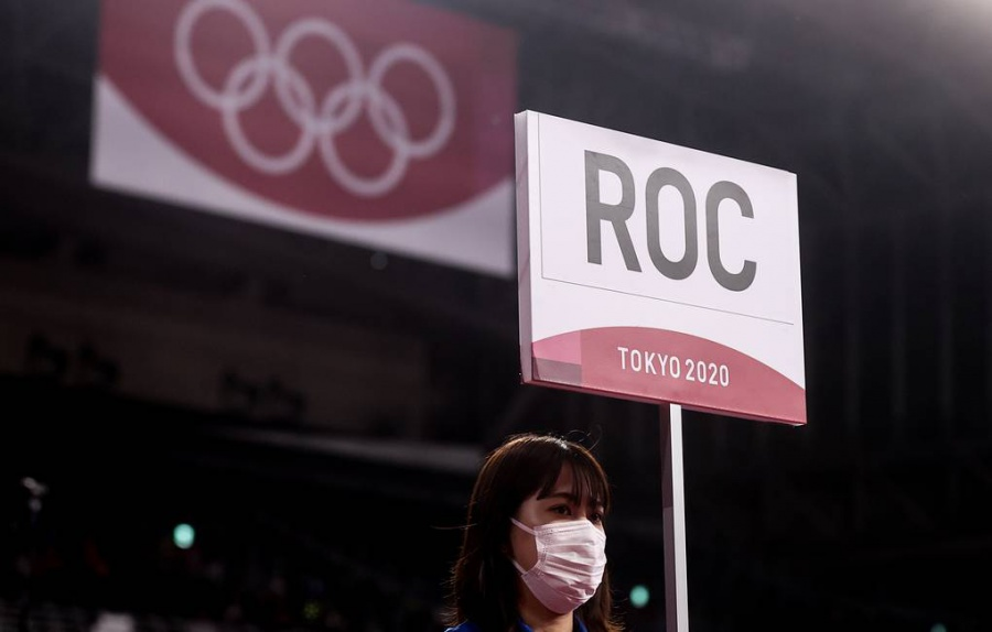 All Russian athletes, except for karateka Chernysheva, test negative for COVID-19 — ROC