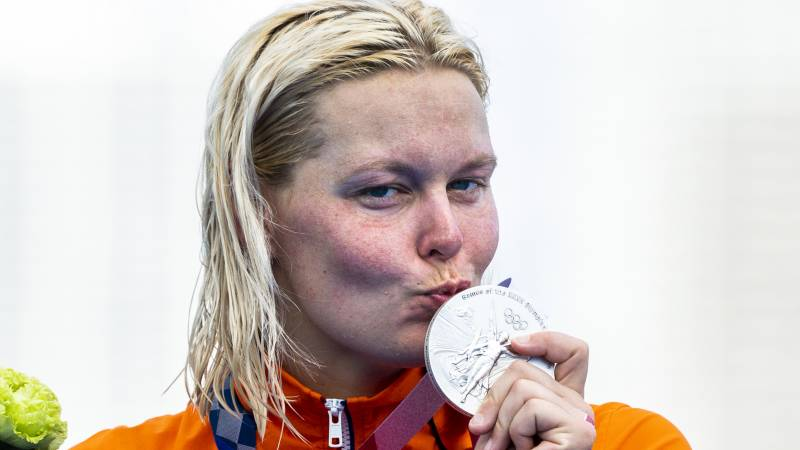 Van Rouwendaal is happy despite Plan B failed and is already thinking of Paris 2024
