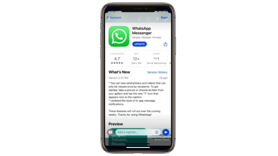 about the iPhone 13 so far, WhatsApp about multi-device support and more, Android phone, iPhone, TechRadar newsletter, Galaxy S21 5G 128GB, Samsung Galaxy S21, Mint Mobile US, Free , $50.38 /mth, View Deal, Mint Mobile, See all prices , iPhone 12 64GB, Apple iPhone 12, $49.54 /mth, iPhone 12 Pro 128GB, Apple iPhone 12 Pro, $56.62 /mth