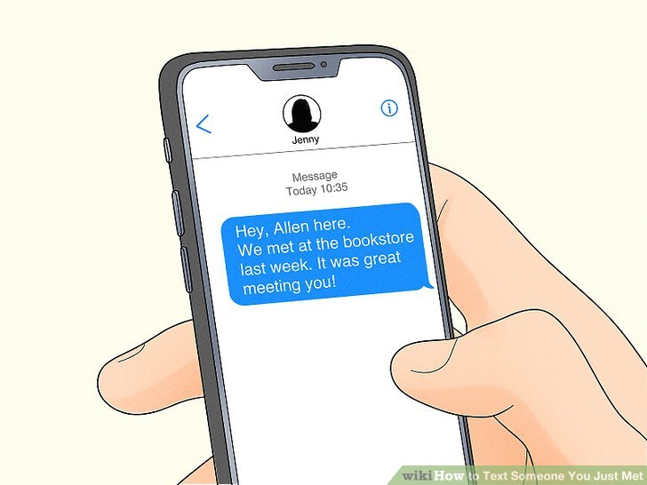 How to Text Someone You Just Met (Examples of Easy and Fun Conversation Starters)