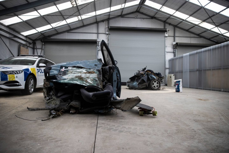 Timaru car crash: Bereft dad mourns - 'To lose five kids, and they're all mates, is huge'