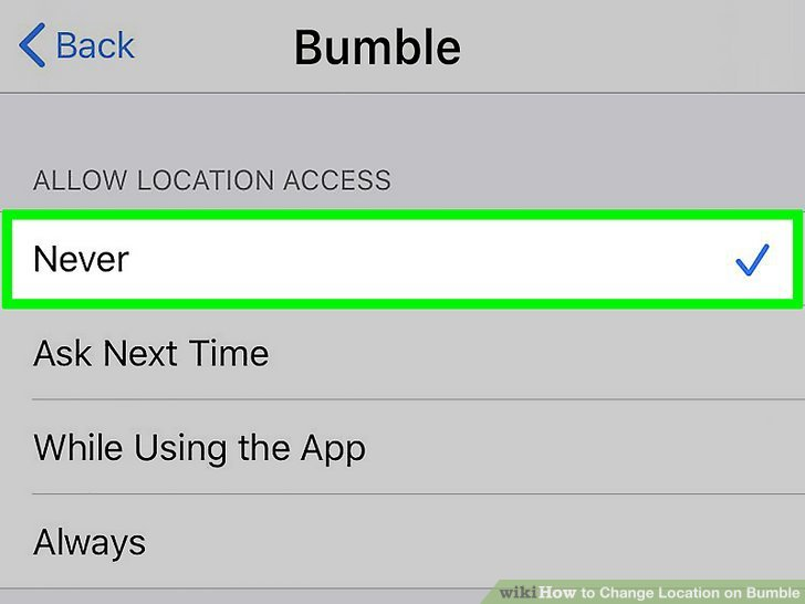 Four Ways to Change Your Location on Bumble