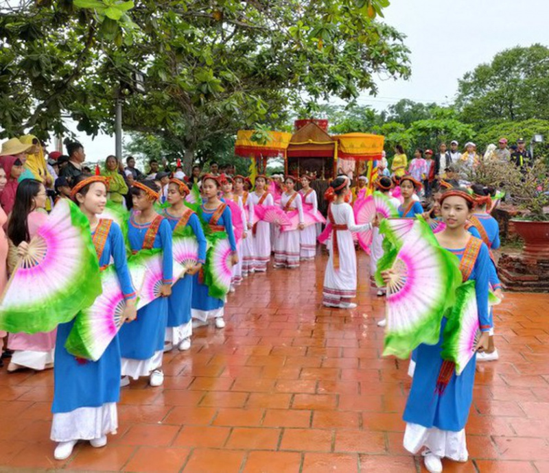 Cham ethnic group, Binh Thuan Province, Kate Festival, national intangible cultural heritage