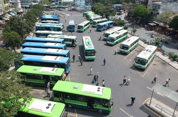 HCMC, infrastructure project, project on public transportation, limiting personal vehicles