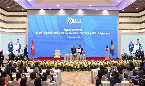 Regional Comprehensive Economic Partnership Agreement signed after ...