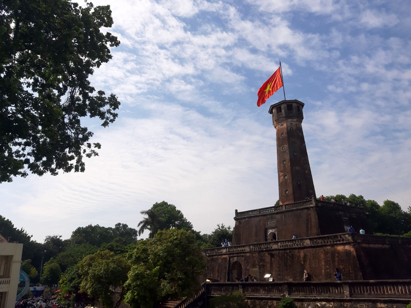 Museum, students, Vietnam's glorious and heroic history