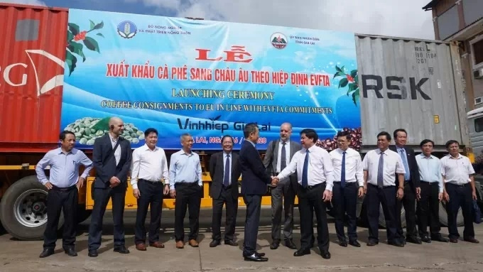 Vietnam exports first coffee shipment to EU under new trade agreement