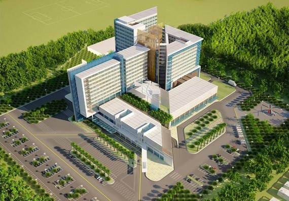 HCMC, general hospital, Cu Chi outlying district, medical center