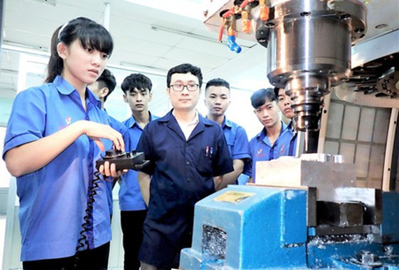Vocational schools, difficulties, digital transformation, e-learning