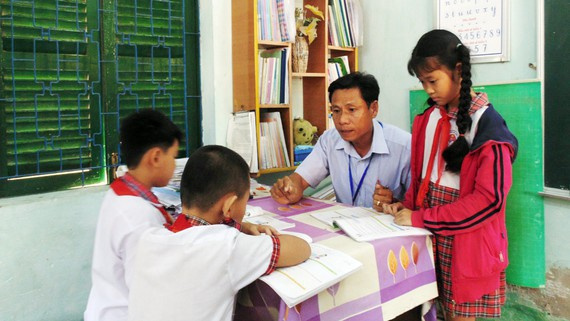 HCMC education sector, financial support, primary students, private schools, self-financing schools, Education Law 2019