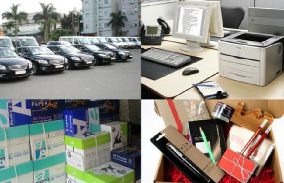 Direct procurement of similar goods belonging to the same project