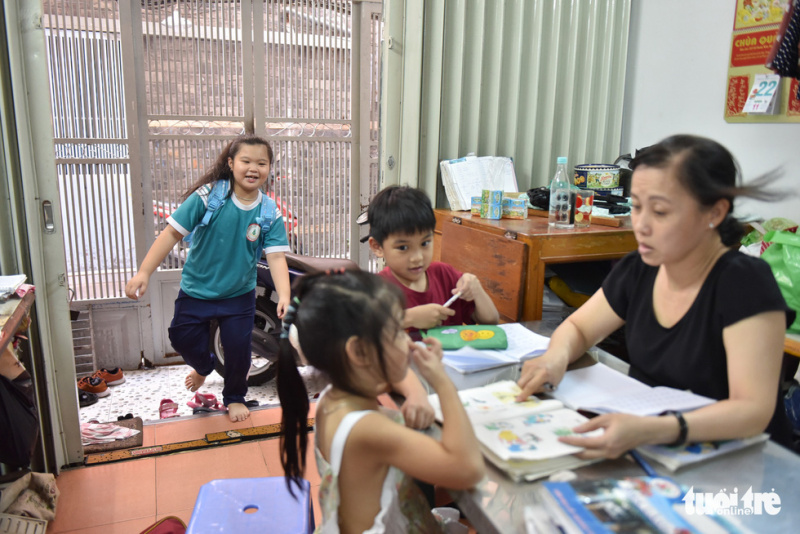 charity, education, kindness of Vietnamese people