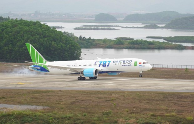 Bamboo Airways, Van Don, Can Tho