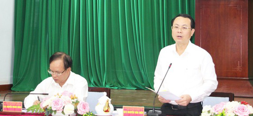 Party Committee, key solutions, turn Thu Duc into smart city, urban renewal, Ethnic Cultural History Park, Saigon Hi-tech Park, Thu Thiem new urban area, improve residents' living condition