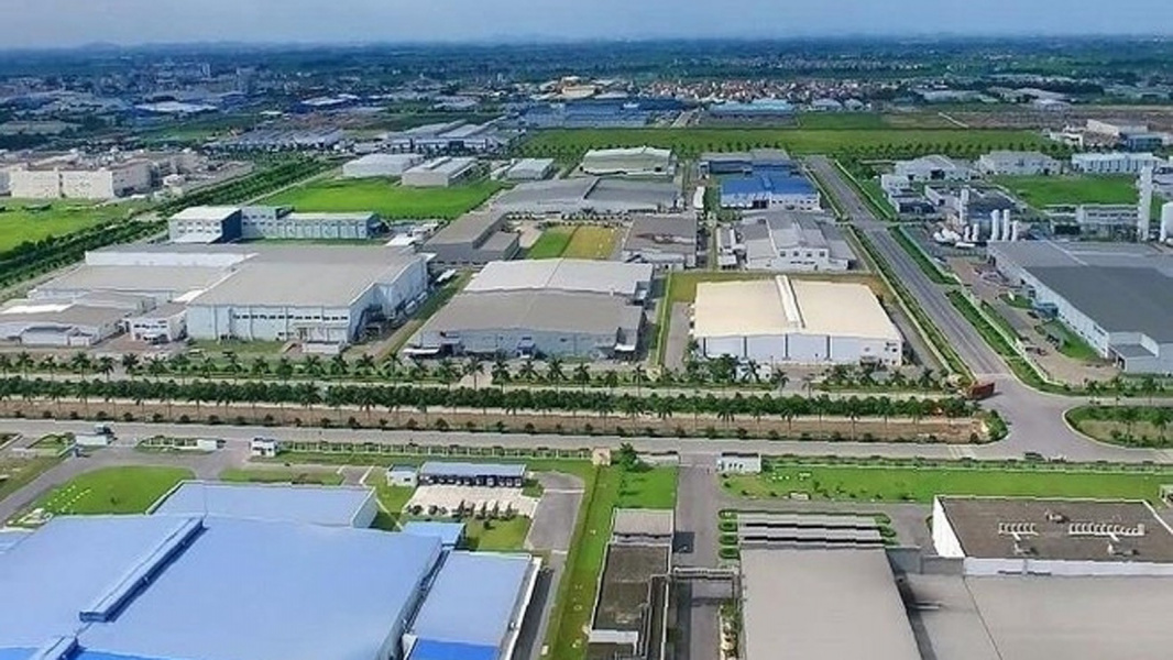 Approving the policy of investment in infrastructure of Hoa Lu Industrial zone