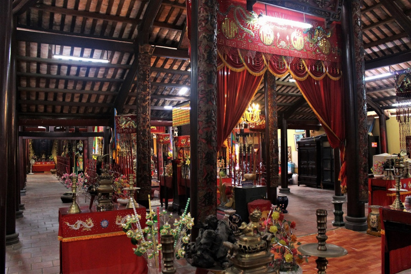 Can Tho, communal house, temple, Binh Thuy