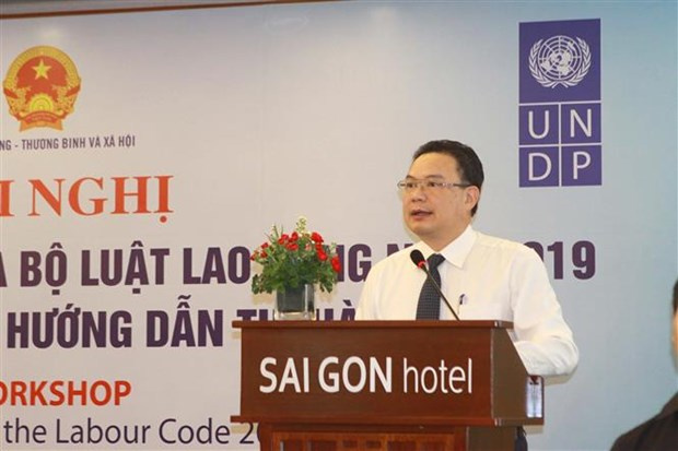 Ho Chi Minh City, 2019 Labour Code, labour market, international labour standards, International Labour Organisation (ILO) in Vietnam, vietnam news agency, Ho Chi Minh City, 2019 Labour Code, labour market, international labour standards, International Labour Organisation (ILO) in Vietnam, vietnamplus, vietnam news agency,