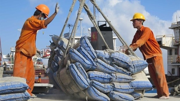 Cement consumption increases by 2.6% over the same period