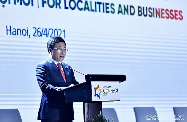 Deputy Prime Minister Pham Binh Minh: FDI sector continues to be an important driving force of economy