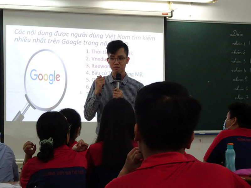 Bui Thi Xuan High School, adds cultural education to curriculum, cultural education, life skills, sexual abuse prevention
