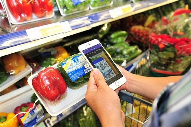 national portal, product origin traceability, National Center for Codes and Barcodes, e-commerce, Vietnam, Vietnam news, Vietnam news agency, national portal, product origin traceability, National Center for Codes and Barcodes, e-commerce, Vietnam, Vietnam news, Vietnam news agency, Vietnamplus