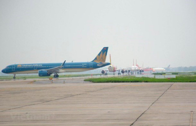 'End' the progress of reviewing portfolio of aviation infrastructure assets managed by ACV